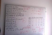 Cartel #1: Oct. 25, 2015 – Elementary Logic (presentation by by F. Shin)